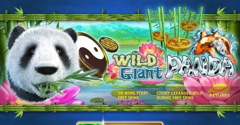 Tema Permainan Slot Wild Giant Panda
