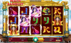 Slot Peach Banquet Eurasian Gaming